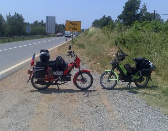 Babettou do Chorvatska a zpìt