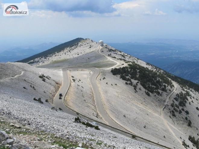 Route des Grandes Alpes a další krásy Francie
