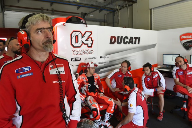Nový motor je první krok, øíká Gigi Dall'Igna