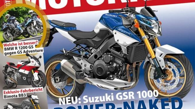 Suzuki GSR1000 už letos?