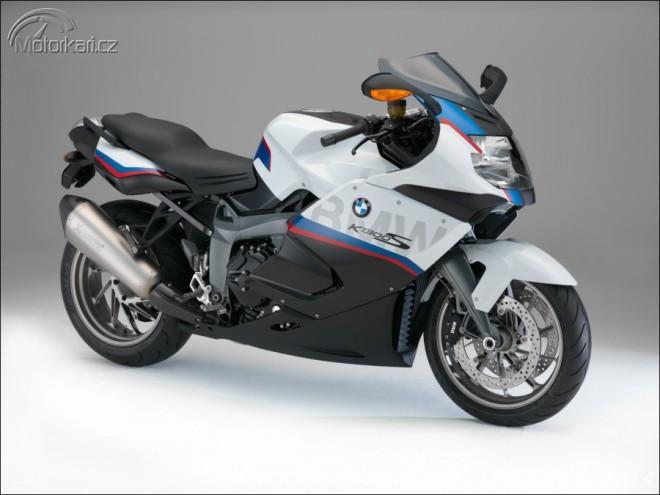 K1300S Motosport a další novinky od BMW 2015