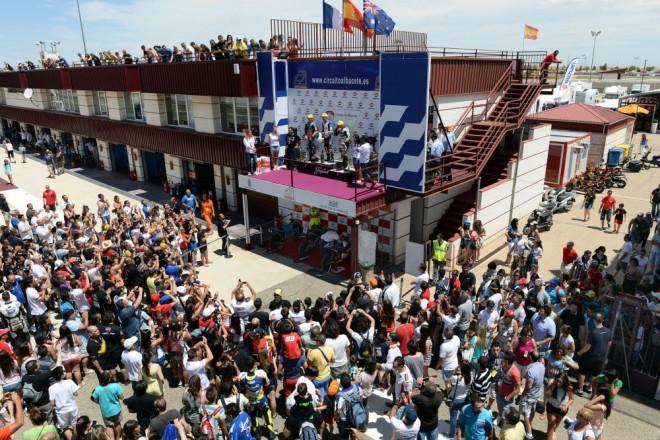 CEV: �pan�lsk� �ampion�t pokra�oval v Albacete