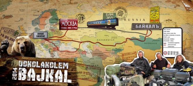Dokolakolem - Bajkal 2014