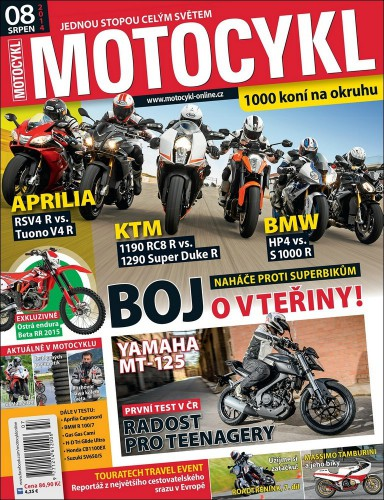 Motocykl 8/2014