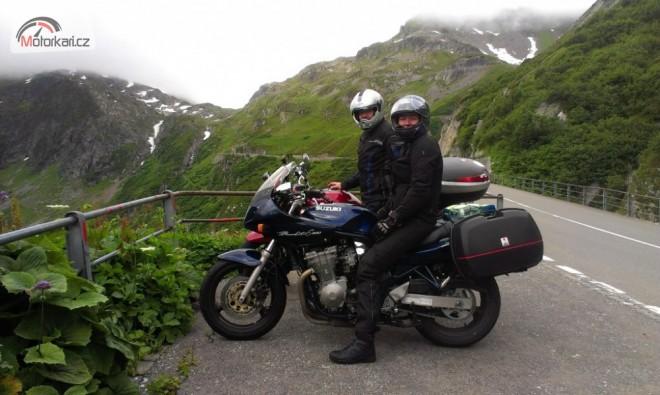 Francouzské Alpy
