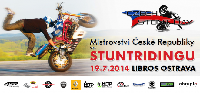 Czech Stunt Day 2014