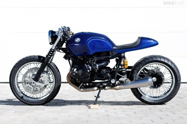BMW R nineT - The Stockholm Syndrome
