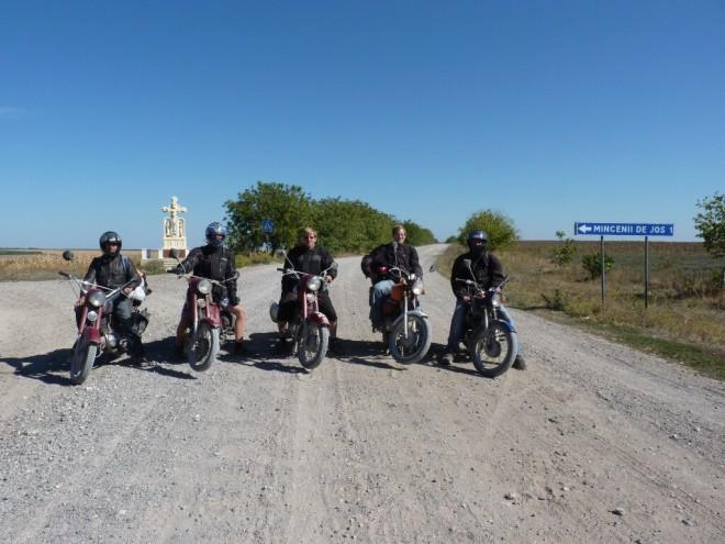 Moldavsko 2012