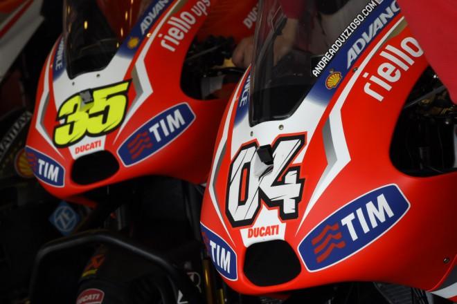 Dovizioso s Ducati prodloužil, Crutchlow zùstává