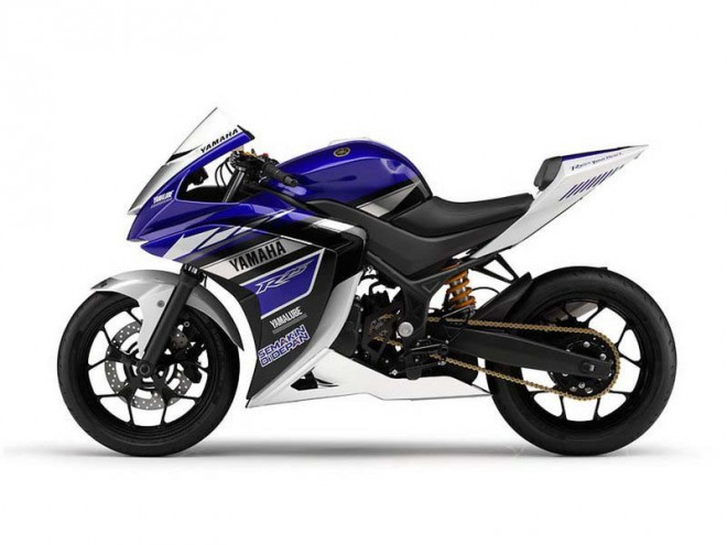 Yamaha R3 nebo YZF-R3