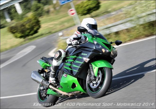 Kawasaki ZZR 1400 Performance Sport