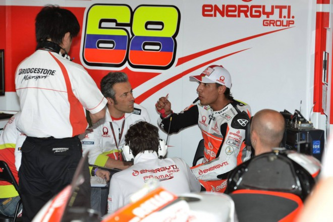 Hernandez chce v pøíštím roce GP15