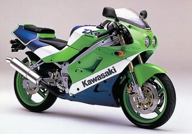 Nová Kawasaki ZXR 250 na obzoru?
