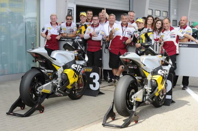 Marc VDS Racing chce v pøíštím roce jet s tøemi jezdci