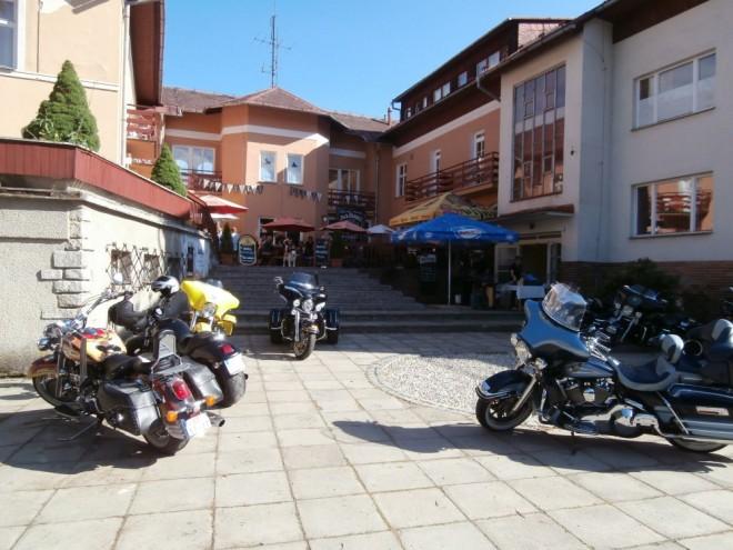 Bikers hotel Dolte - motork��i v�t�ni
