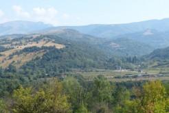 Tady už fotím ale opravdu hory.