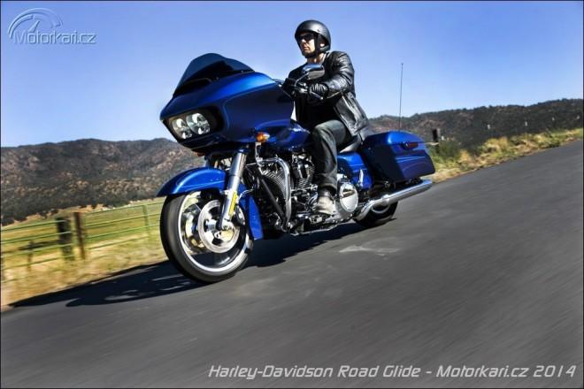 Harley-Davidson pøedstavil novou Road Glide