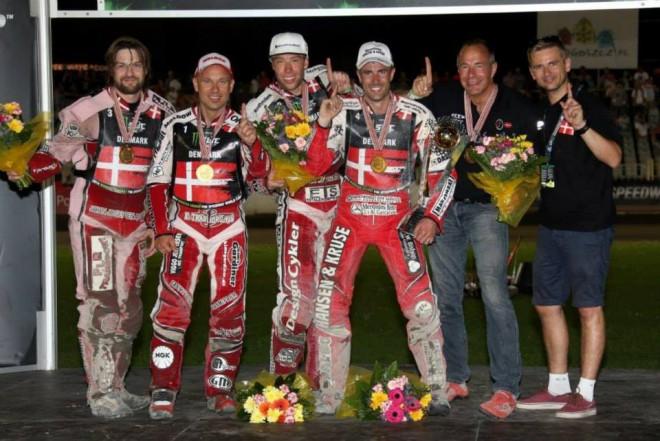 Svìtový pohár vyhrálo družstvo Dánska