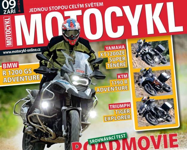 Motocykl 9/2014