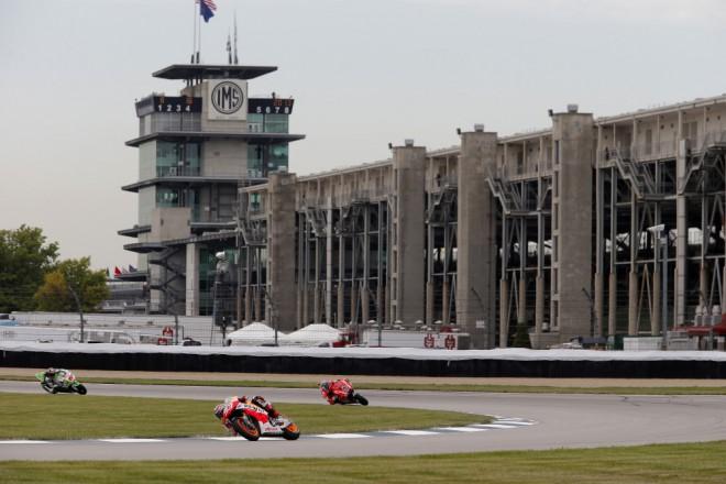 Desátý podnik sezony - GP Indianapolisu