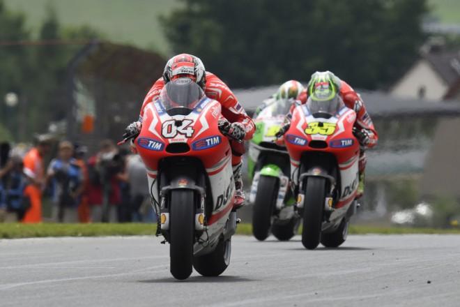 Jezdci Ducati tuší, že to v IMS nebudou mít snadné