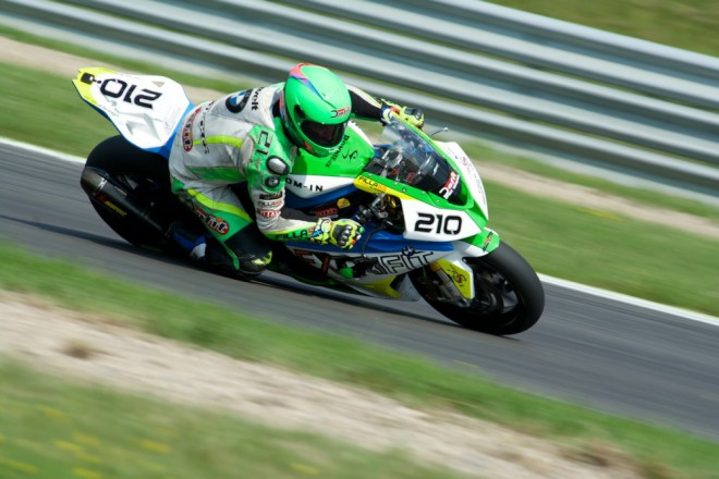 Do Brna s Filla Racing Academy a Dafit Motoracing