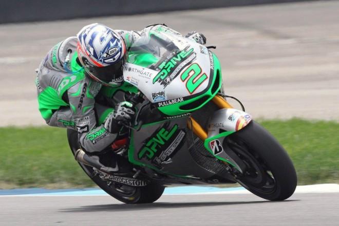 Camier dokazuje, že je dobrou volbou pro MotoGP