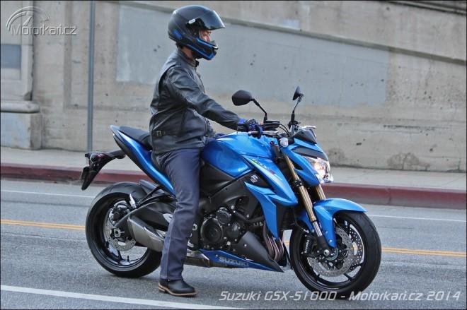 Nová Suzuki GSX-S1000