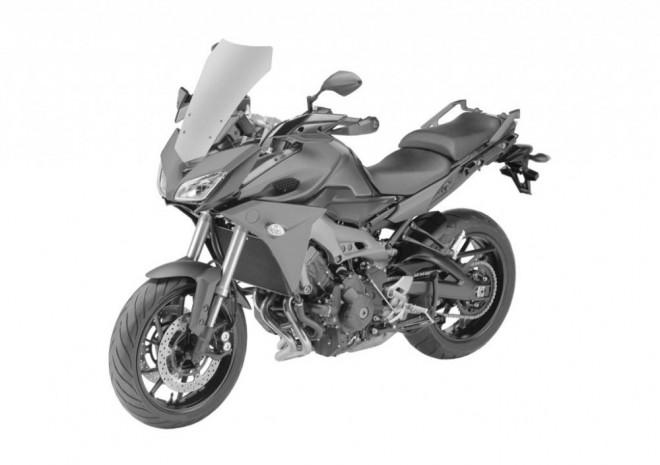 Bude tohle nová Yamaha TDM?