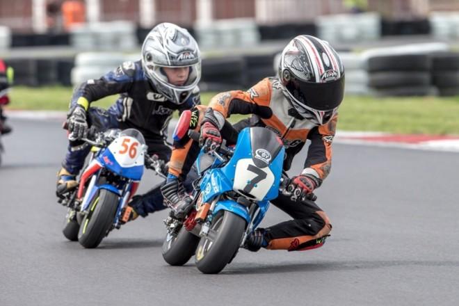 Mistrovství Evropy malých motocyklù v Chebu