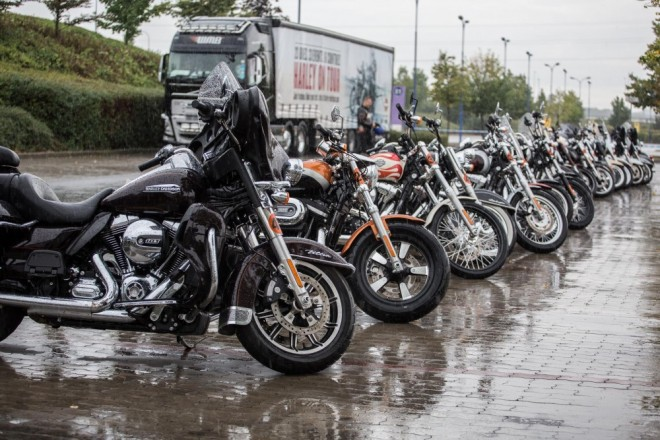 Harley Davidson Experience Ride