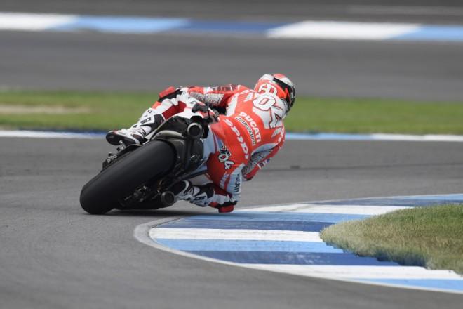 Oba jezdci Ducati už v Brnì slavili pódiová umístìní
