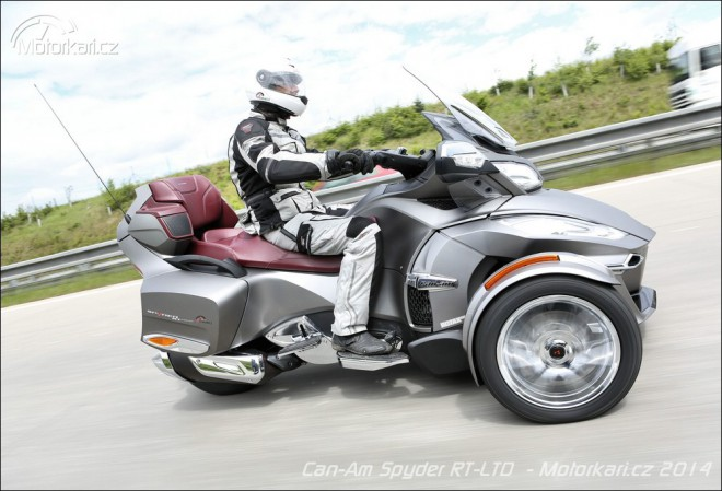 Can-Am Spyder RT-LTD