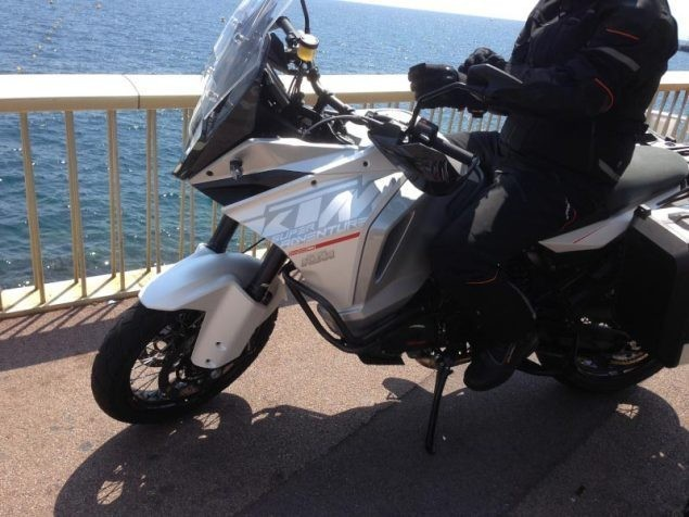 Nov� �elma z Rakouska? � KTM 1290 Super Adventure
