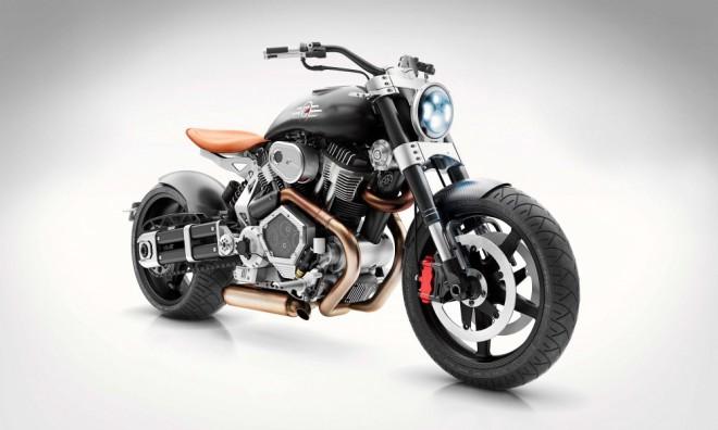 Confederate X132 Hellcat Speedster
