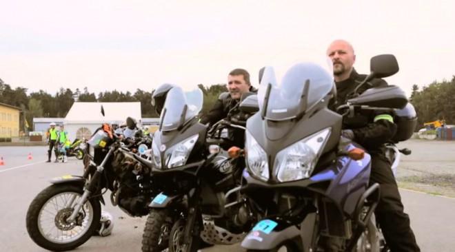 BESIP uspo��d� bezplatn� kurz pro motocyklisty