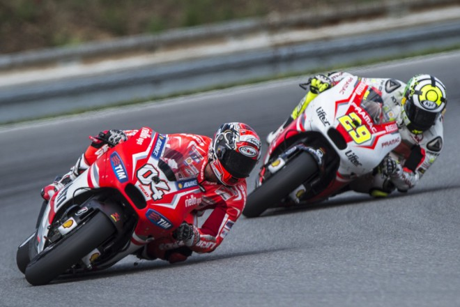Nejlepší Ducati v Brnì byla Iannoneho Desmosedici