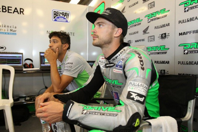 Camier pojede tak� britskou Grand Prix