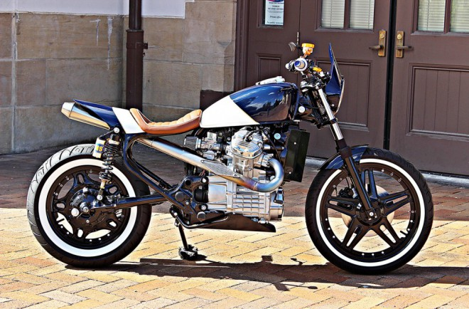 JMR Customs CX500 Racer
