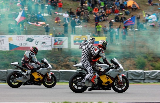 Grand Prix v Brnì objektivem Michala Kohouta