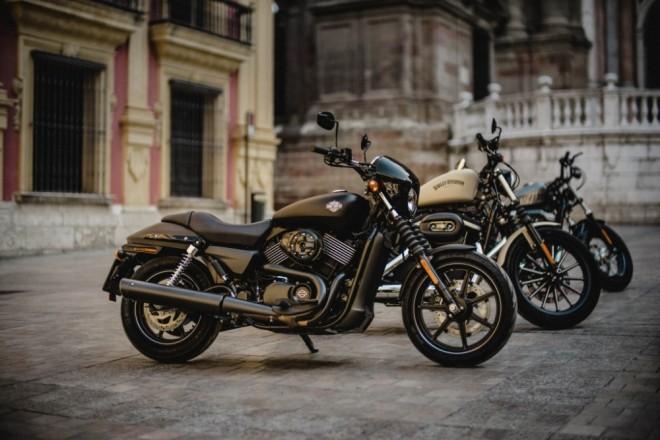 Prague Harley Days 2014