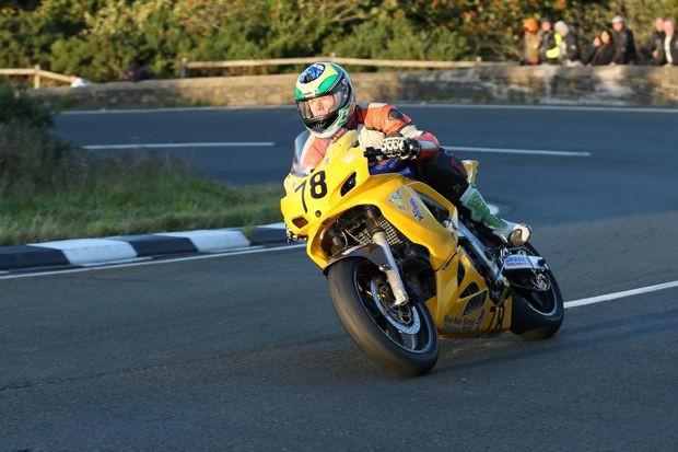 Manx GP: Zem�el Tim Moorhead