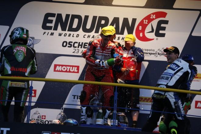 8Hodin v Oscherslebenu vyhrál tým Honda Racing