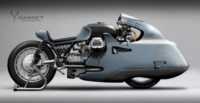 Gannet Design - Moto Guzzi Sprinter