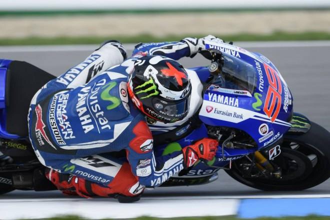 Lorenzo o pøestupu k Ducati nebo Suzuki neuvažoval