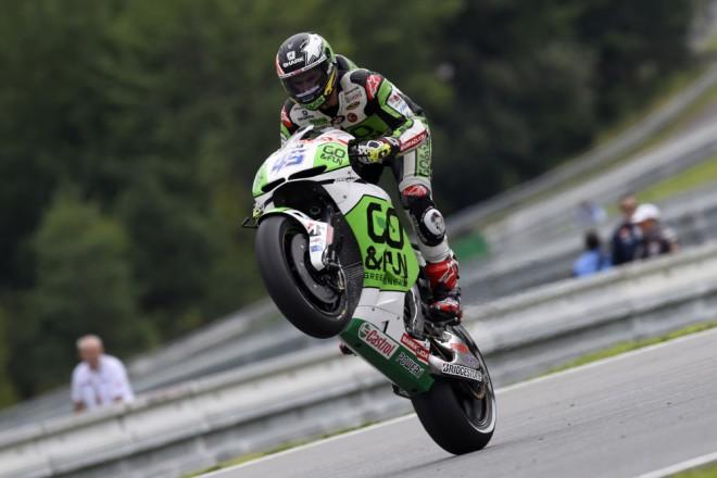 V Brit�nii je Redding poprv� v roli jezdce MotoGP