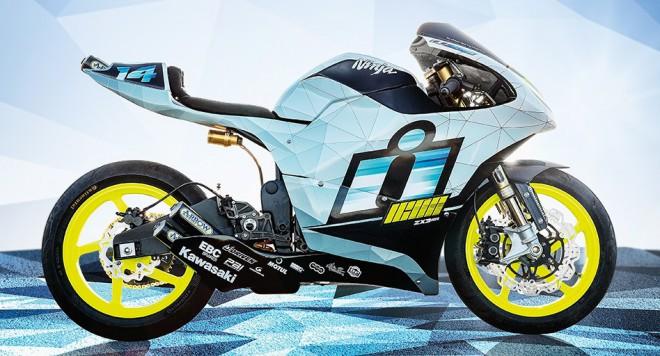 ICON Kawasaki ZX3-RR