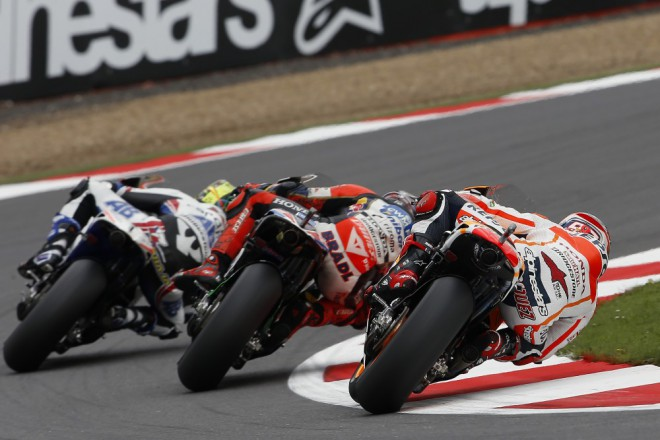 GP Velké Británie: Márquez znovu vítìzí, Kornfeil je pátý