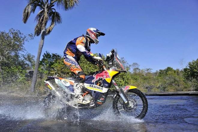 Marc Coma vyhrál Rally dos Sertoes