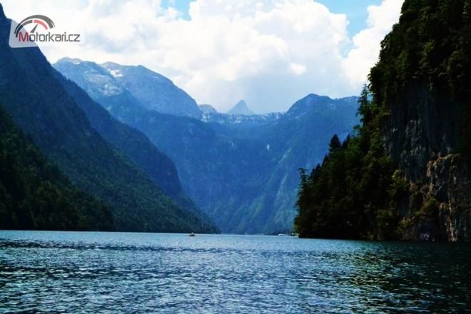 Pohádka o tom, kterak jsme se ženou poprvé dobyli Alpy